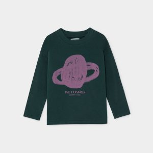 Bobo Choses  - SATURN LONG SLEEVE T-SHIRT - Clothing