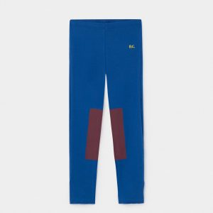 Bobo Choses  - BLUE PATCH LEGGINGS - Clothing