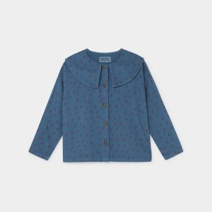 Bobo Choses  - ALL OVER STARS BLOUSE - Clothing