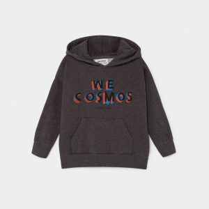 Bobo Choses  - WE COSMOS HOODED SWEATSHIRT - Clothing