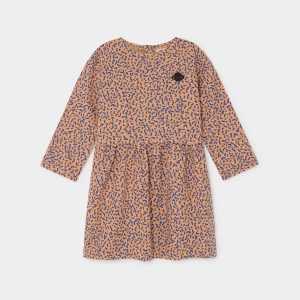 Bobo Choses  - ALL OVER STUFF PRINCESS DRESS - Clothing