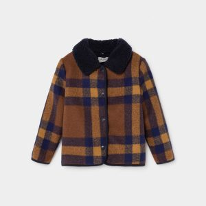 Bobo Choses  - CHECKER JACKET - Clothing