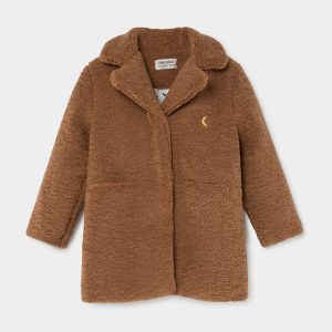 Bobo Choses  - MERCURY SHEEPSKIN JACKET - Clothing