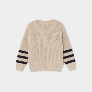 Bobo Choses  - BOBO STRIPES JUMPER - Clothing