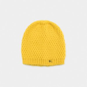 Bobo Choses  - YELLOW BEANIE - Clothing