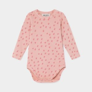 Bobo Choses  - ALL OVER STARS LONG SLEEVE BODY - Clothing