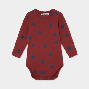 Bobo Choses  - ALL OVER SMALL SATURN LONG SLEEVE BODY - Clothing