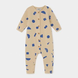 Bobo Choses  - ALL OVER STUFF JUMPSUIT - Clothing