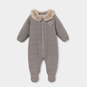 Bobo Choses  - BOBO QUILTED JUMPSUIT - Clothing