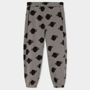 Bobo Choses  - ALL OVER SATURN JOGGING PANTS - Clothing