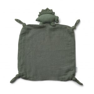 Liewood  - AGNETE CUDDLE CLOTH DINO FAUNE GREEN - Homeware