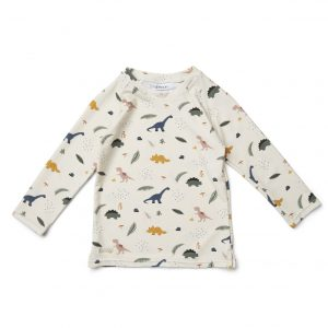 Liewood  - NOAH SWIM TEE DINO MIX - Clothing