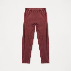 Repose AMS  - LEGGINGS WARM RED - Clothing