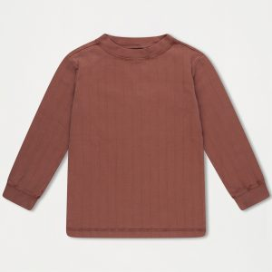 Repose AMS  - LONG TEE WARM POWDER - Clothing