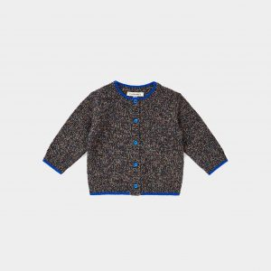 Caramel  - HERMIONE BABY CARDIGAN FOREST - Clothing