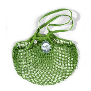 Filt  - FRENCH NET MARKET BAG LETTUCE GREEN - Accessories