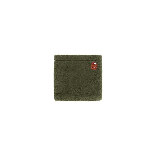 Tinycottons  - SHERPA NECK WARMER GREEN WOOD - Accessories