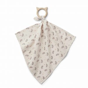 Liewood  - DINES TEETHER CUDDLE CLOTH FERN ROSE - Homeware