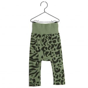 Wolf & Rita  - JOAO SUPERBACANA VERDE LEGGINGS - Clothing