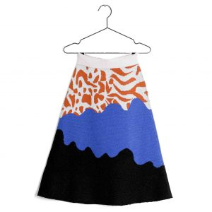 Wolf & Rita  - JULIA MACULELE SKIRT - Clothing