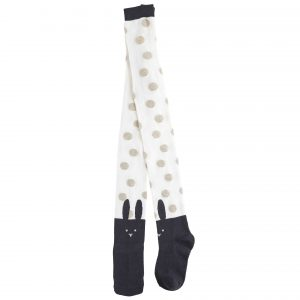 Emile et Ida  - RABBIT TIGHTS ECRU - Clothing