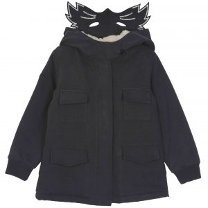 Emile et Ida  - FOX JACKET DARK GREY - Clothing
