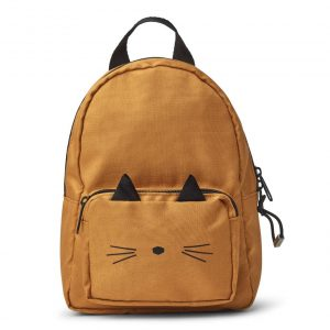 Liewood  - SAXO MINI BACKPACK CAT MUSTARD - Accessories