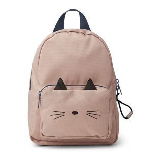 Liewood  - SAXO MINI BACKPACK CAT ROSE - Accessories