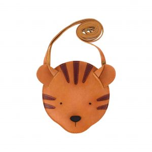 Donsje  - BRITTA PURSE TIGER - Accessories