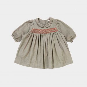 Caramel  - HEMERA BABY DRESS LIGHT BLUE - Clothing