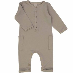 Studio Boheme  - JUMPSUIT PAPI TAUPE - Clothing