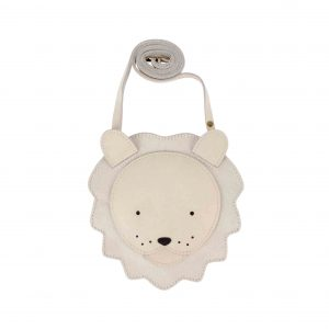 Donsje  - BRITTA EXCLUSIVE PURSE WHITE LION - Accessories