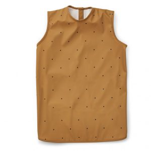Liewood  - DAVE APRON CLASSIC DOT MUSTARD - Accessories