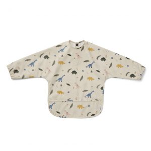 Liewood  - MERLE CAPE BIB DINO MIX - Accessories