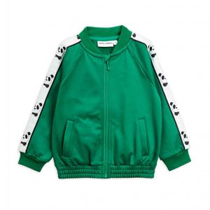Mini Rodini  - PANDA TRACK JACKET - Clothing