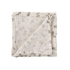 Garbo&Friends  - CLOVER MUSLIN SWADDLE BLANKET - Homeware