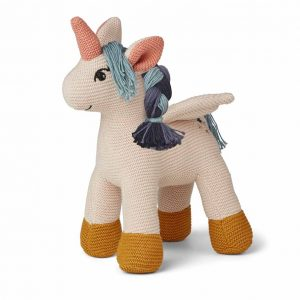 Liewood  - ADIANA KNITTED TEDDY UNICORN SANDY - Toys
