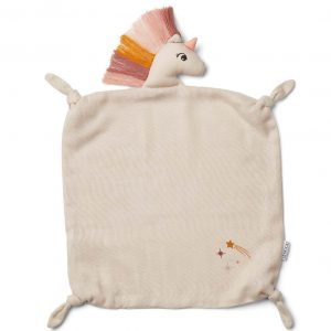 Liewood  - AGNETE CUDDLE CLOTH UNICORN SANDY - Homeware