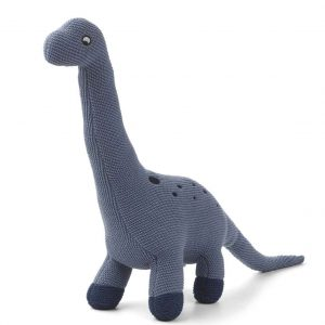 Liewood  - BRACHIO DINO KNIT TEDDY BLUE WAVE - Toys