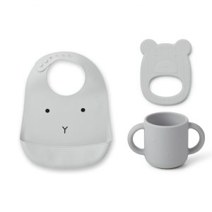 Liewood  - CAROL PACKAGE DUMBO GREY MIX - Homeware