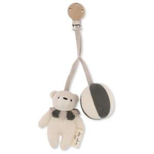 Konges Sløjd  - BEAR PRAM TOY IVY GREEN - Toys