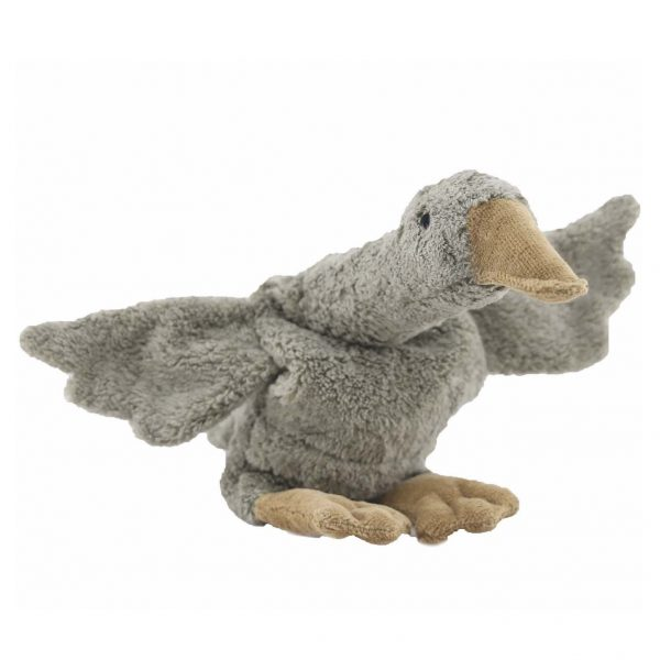 Senger Naturwelt  - CUDDLY ANIMAL GOOSE SMALL GREY - Toys