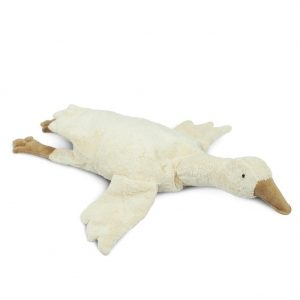 Senger Naturwelt  - CUDDLY ANIMAL GOOSE LARGE OFF WHITE - Toys