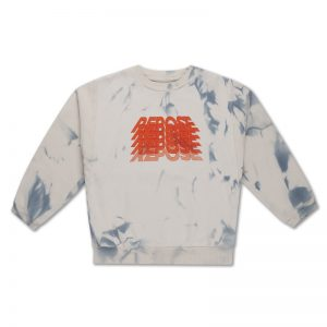 Repose AMS  - CREWNECK SWEATSHIRT CLOUDY - Clothing
