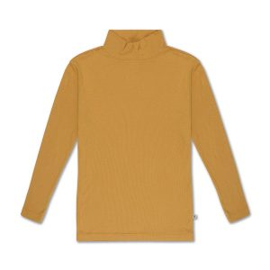 Repose AMS  - TURTLE NECK SUN GOLD - Clothing