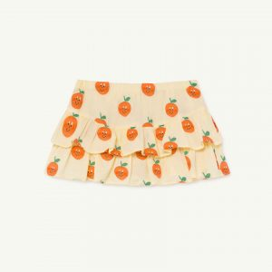 The Animals Observatory  - KIWI KIDS SKIRT YELLOW - Clothing