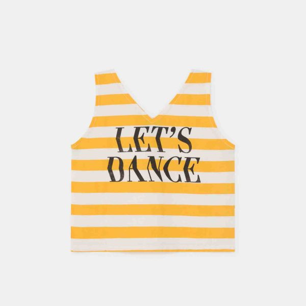 Bobo Choses  - LET'S DANCE TOP TURTLEDOVE - Clothing