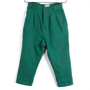 Wolf & Rita  - ANDRE TROUSERS GREEN - Clothing