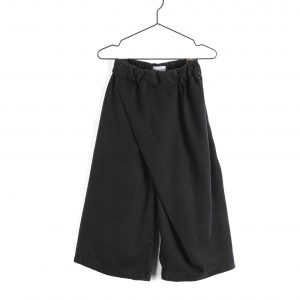 Wolf & Rita  - MAGDA TROUSERS BLACK - Clothing