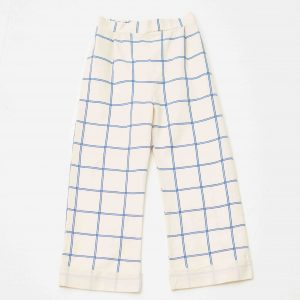 The Campamento  - CHECKED PANTS - Clothing